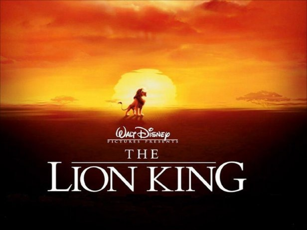 Image result for live action lion king official film poster