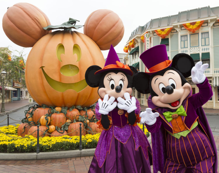 Disneyland Paris Halloween Party 2018.Disneyland Paris Halloween Party Tickets Are Now On Sale