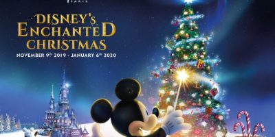 Disney's Enchanted Christmas Celebration