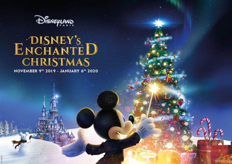 Disney's Enchanted Christmas Celebration