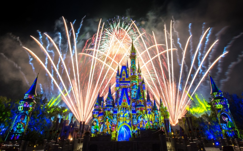 Walt Disney world happily ever after