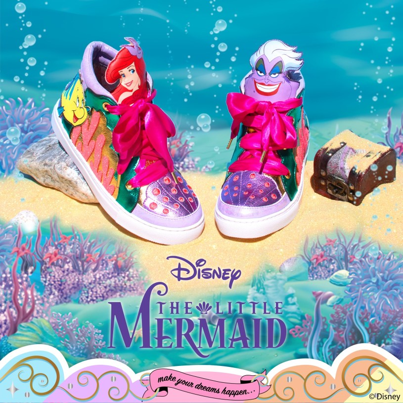 irregular choice the little mermaid